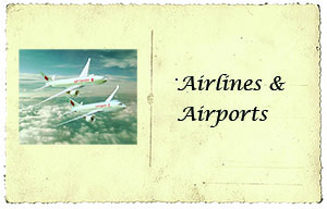 Airlines and Airports Category