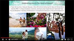 Hawaii Webinar