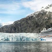 Click here to book Alaska cruises
