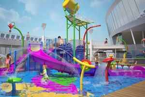 Harmony of the Seas Amps Up The Fun
