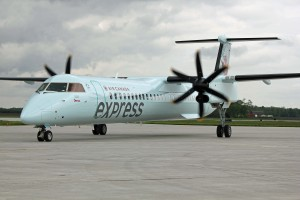 Air Canada Express - Q400 NextGen aircraft - from Air Canada