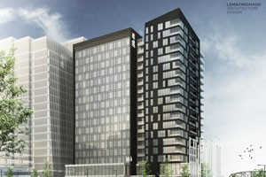 Group Germain Adding Alt Hotel in Saskatoon