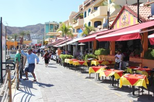 Los Cabos - town pic GC