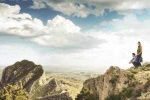 Texas Tourism Mountains