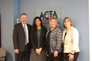 ACTA, Enterprise Holdings Launch Partnership