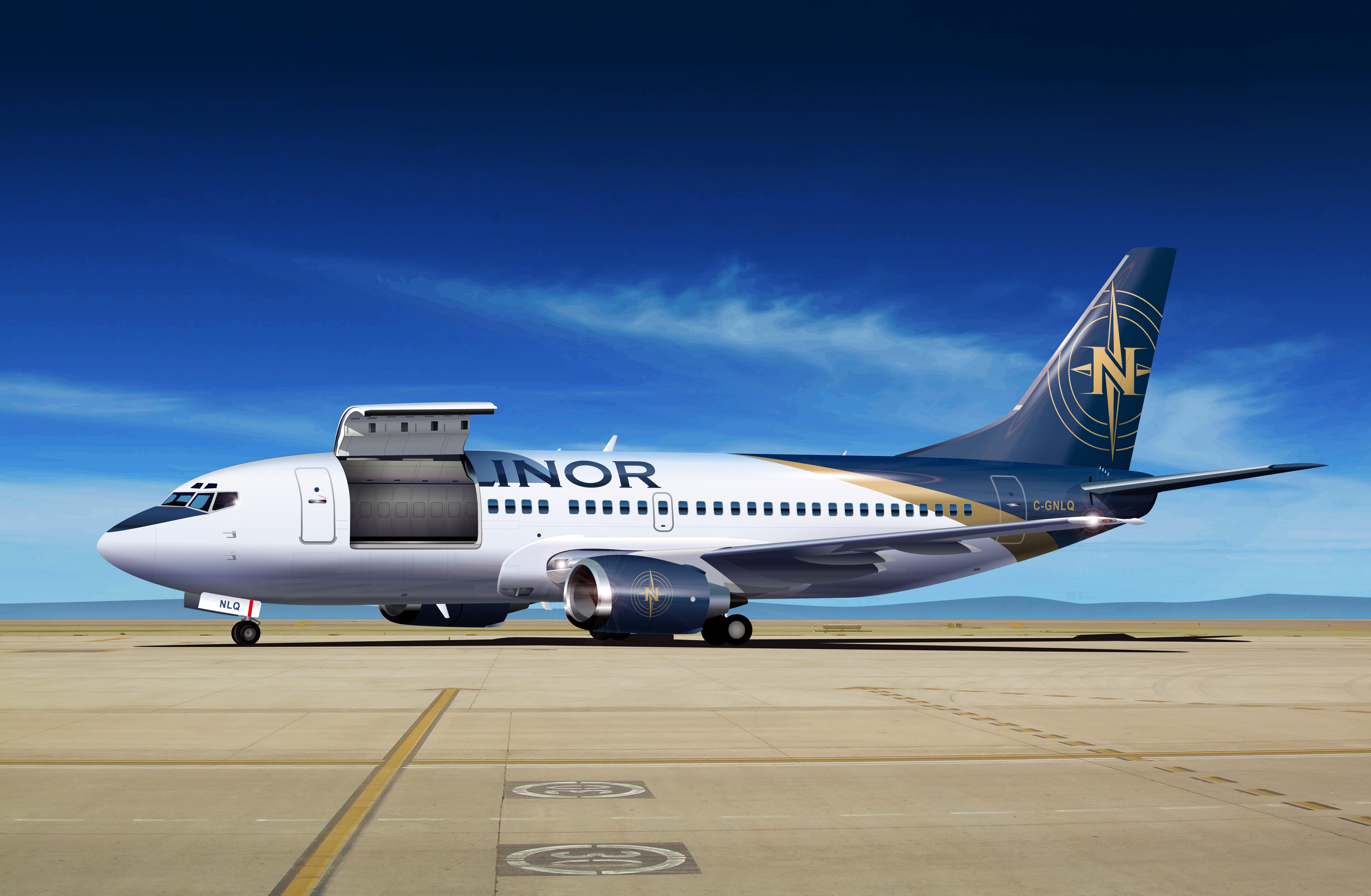 boeing 737 aircraft aviation - photo #3