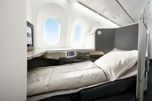 Invite your clients to fly smarter: Air Canada International Business Class