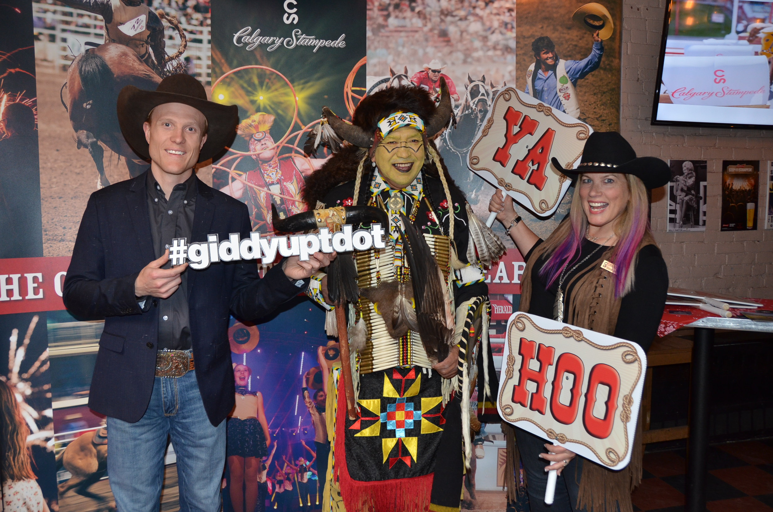 Giddying Up For The Calgary Stampede Travelpress