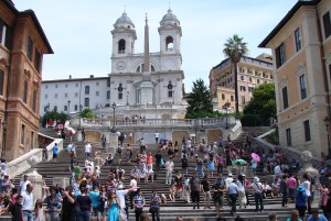Spanish Steps, Rome MB