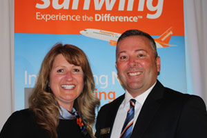 Agents Are Stars With Sunwing, Signature