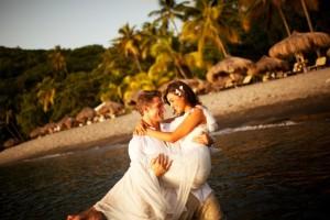 anse chastenet wedding couple FOR IAN ITEM