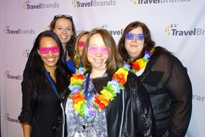 TravelBrands Celebrates Agents