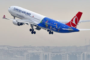 Take a JOURNEY with Turkish Airlines