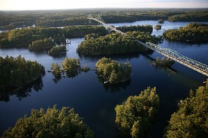 Tidbits about the Thousand Islands