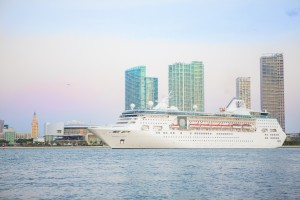 Empress of the Seas Now Home In Miami