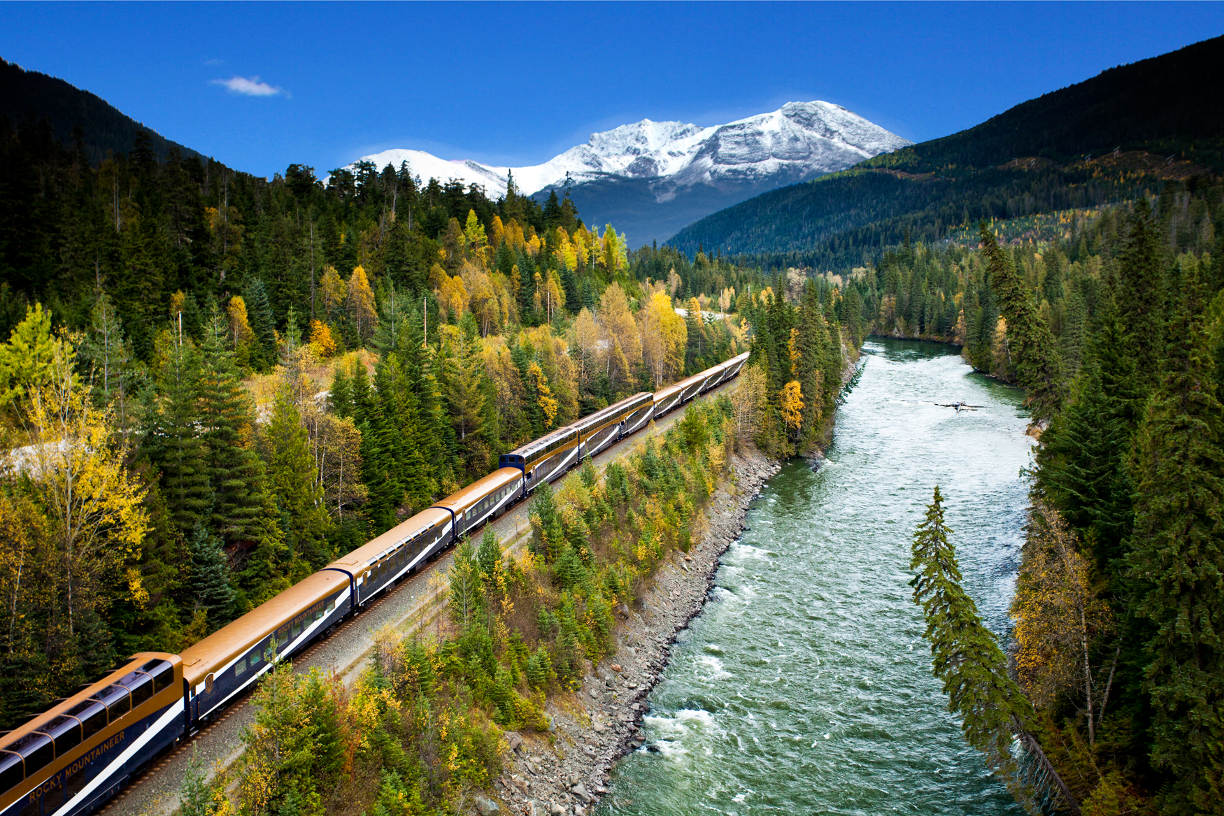 Stay and Play With Rocky Mountaineer