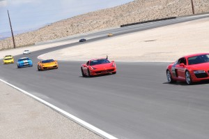 Racetrack experience opens in Vegas