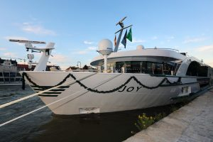 Tauck Christens New Joy Riverboat in Germany