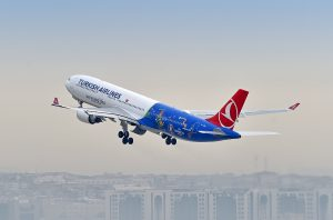 Turkish Airlines -Euro 2016 Painted Aircraft 2