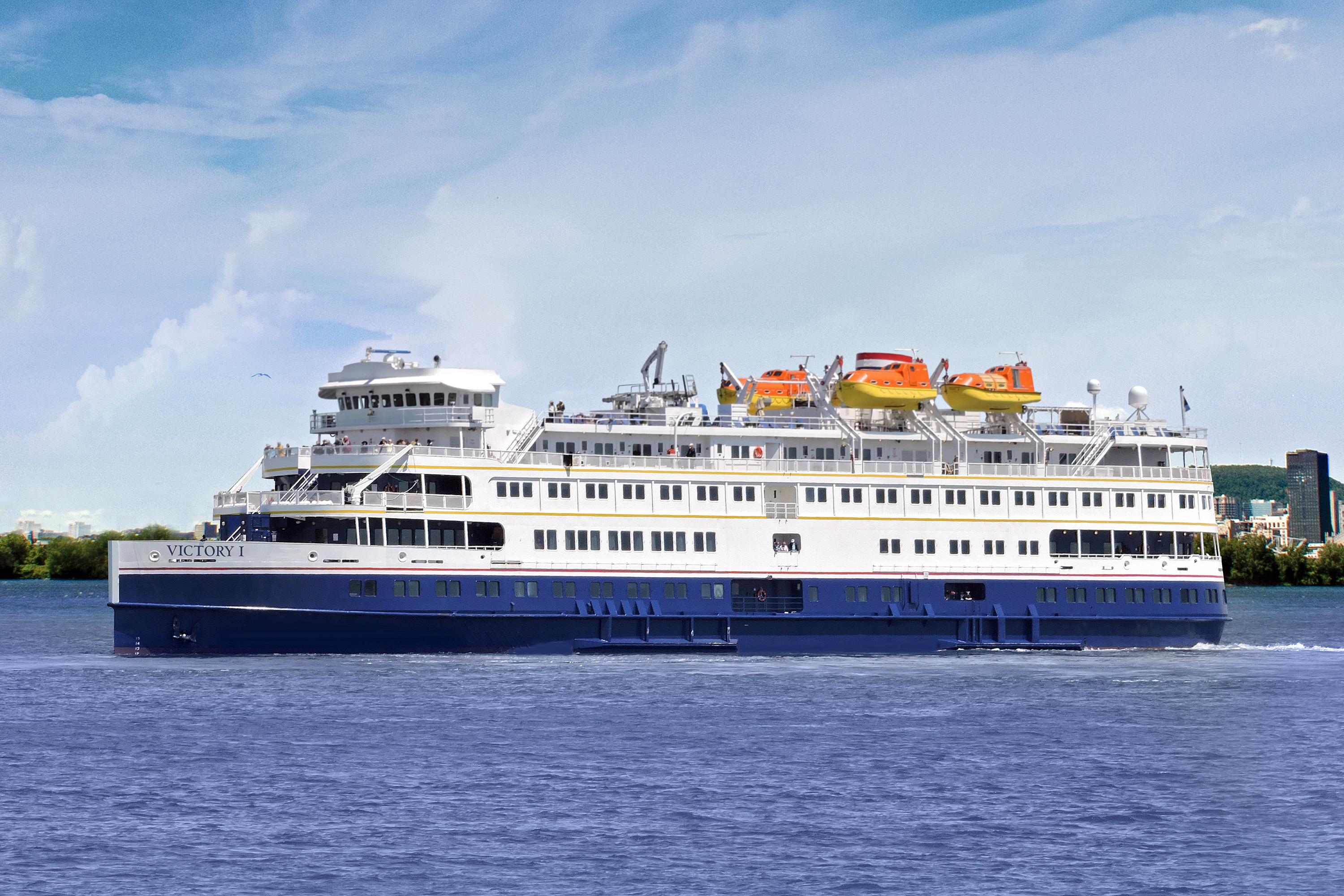 New Victory Line To Begin Canada Great Lakes Sailings Travelpress
