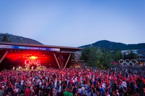 Whistler Presents Free Summer Concert Series