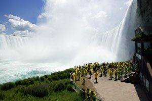 Niagara Falls Stakes Its Claim
