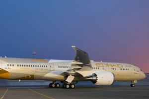 Etihad - Boeing 787 Dreamliner