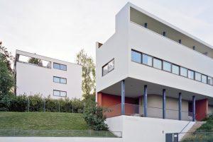 Corbusier, Weißenhofsiedlung