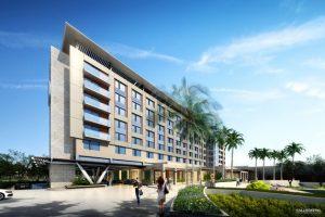 Hilton Miami Day Aug 9