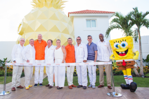 nickelodean pineapple opening