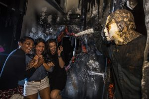 Universal Extends the Thrills of Halloween Horror Nights
