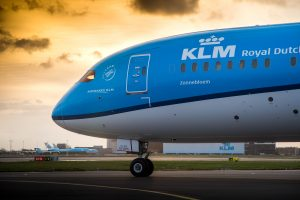 Air France, KLM Release Winter Schedules