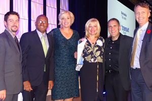 WestJet Honours Trade Partners