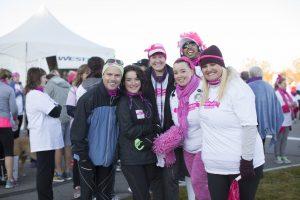 WestJet-WestJet goes pink for breast cancer