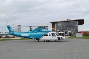 Helijet Expands Nanaimo-Vancouver Service