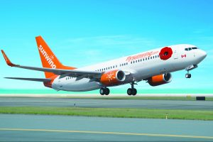 Sunwing Ribbon Cutting and Delivery