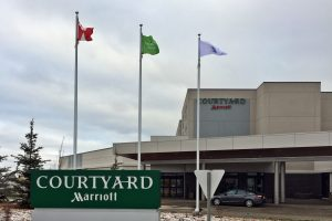 Courtyard by Marriott Open in Cold Lake