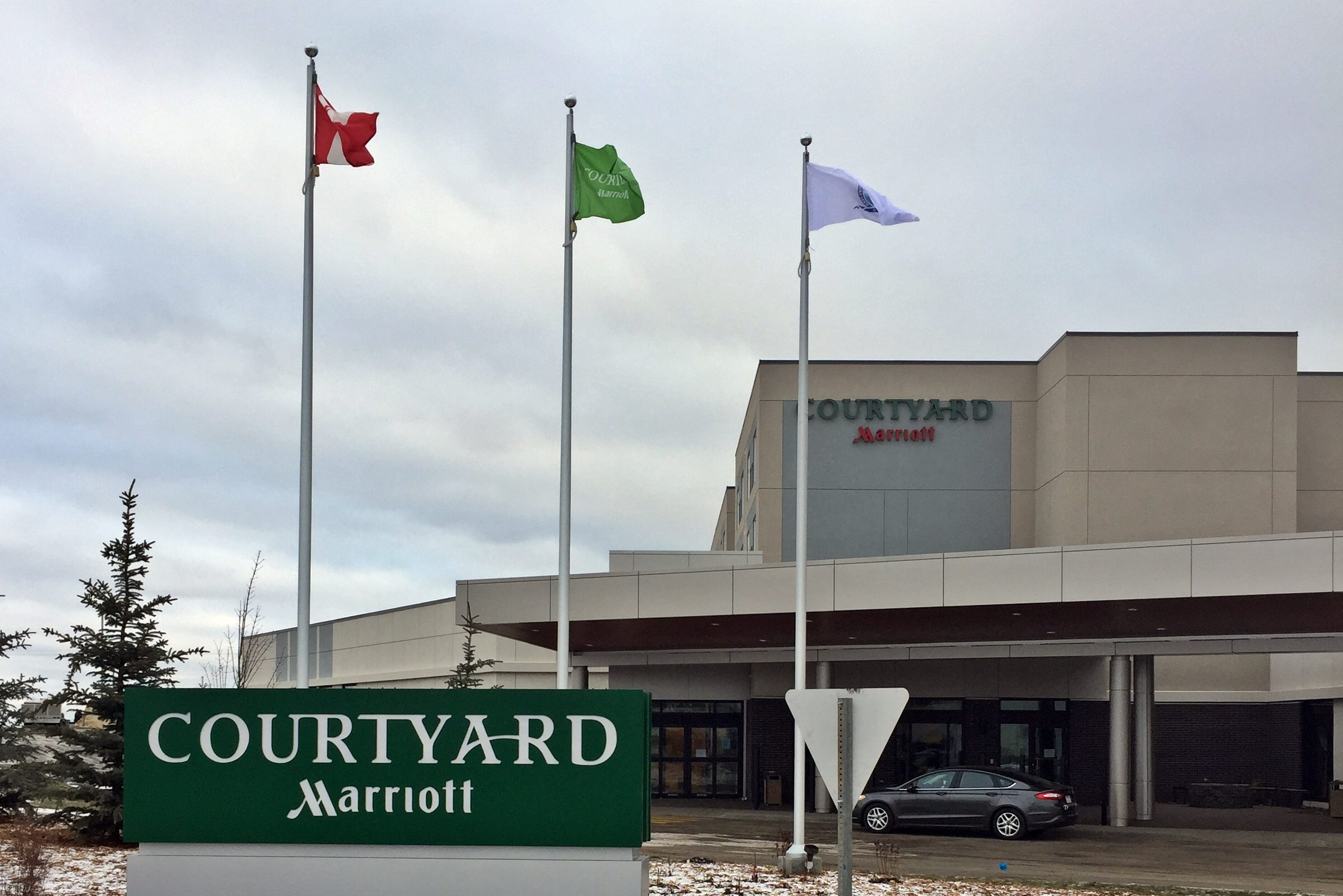 Marriott Cold Lake