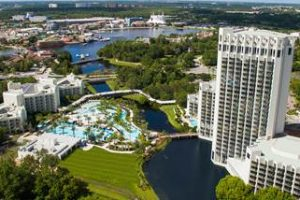 Hilton opens 'new' Buena Vista Palace