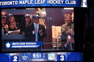 Curacao Scores Big at Leaf Game