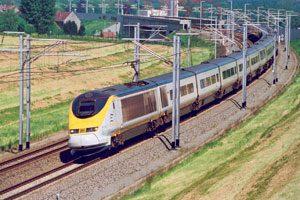 Eurostar Joins Eurail Group