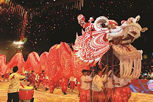 Hong Kong Ready to Welcome the Year of the Rooster