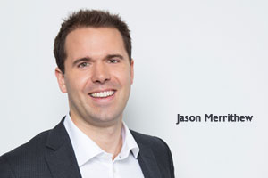 Jason Merrithew Named Merit's New President