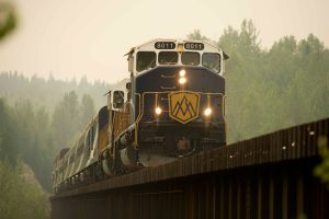 'Go Solo' With Rocky Mountaineer