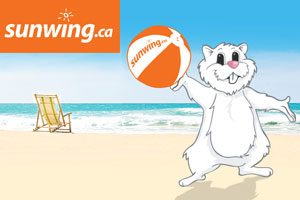 Sunwing Partners With Wiarton Willie
