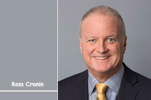 Cathay's Cronin Promoted to Director of Sales