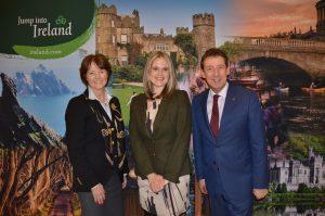 Tourism Ireland Calls on Canada