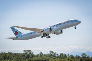 Air Canada kicks off Melbourne services