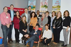 ACV Talks Shop With New Advisory Board