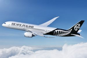Air New Zealand Introduces New Dreamliner Service